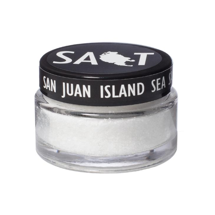 San Juan Islands Sea Salt - 1 oz