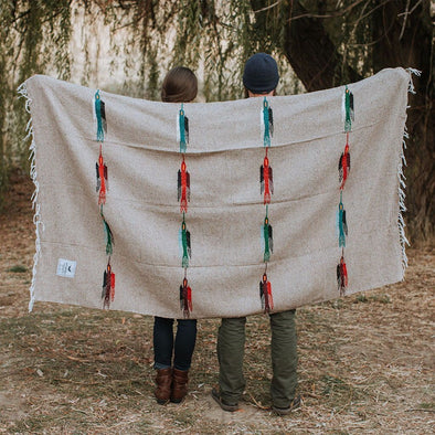 Woodstock Blanket | Trek Light