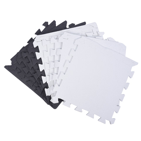 10 Piece Foam Puzzle Exercise Mat