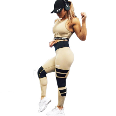 Summer Fitness Leggings
