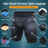 YD Men Short Sport Leggings