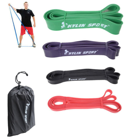 4 Piece Kylin Sport Resistance Band Kit