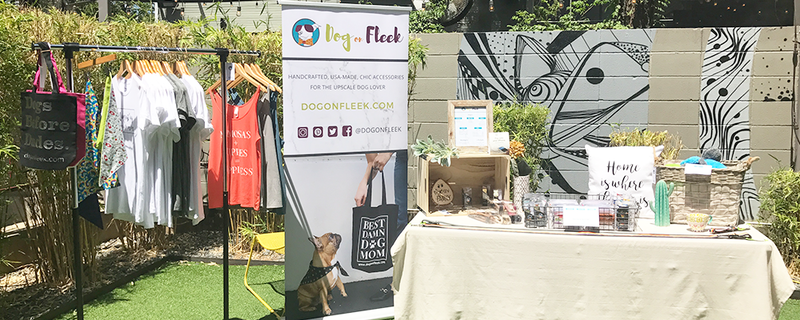 BarkHappy x Dog on Fleek: Summer Pup Crawl on Rainey