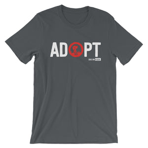 Adopt: Short-Sleeve T-Shirt