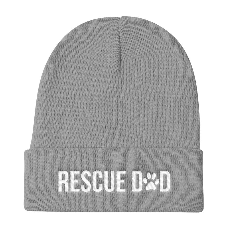 Rescue Dad: Knit Beanie