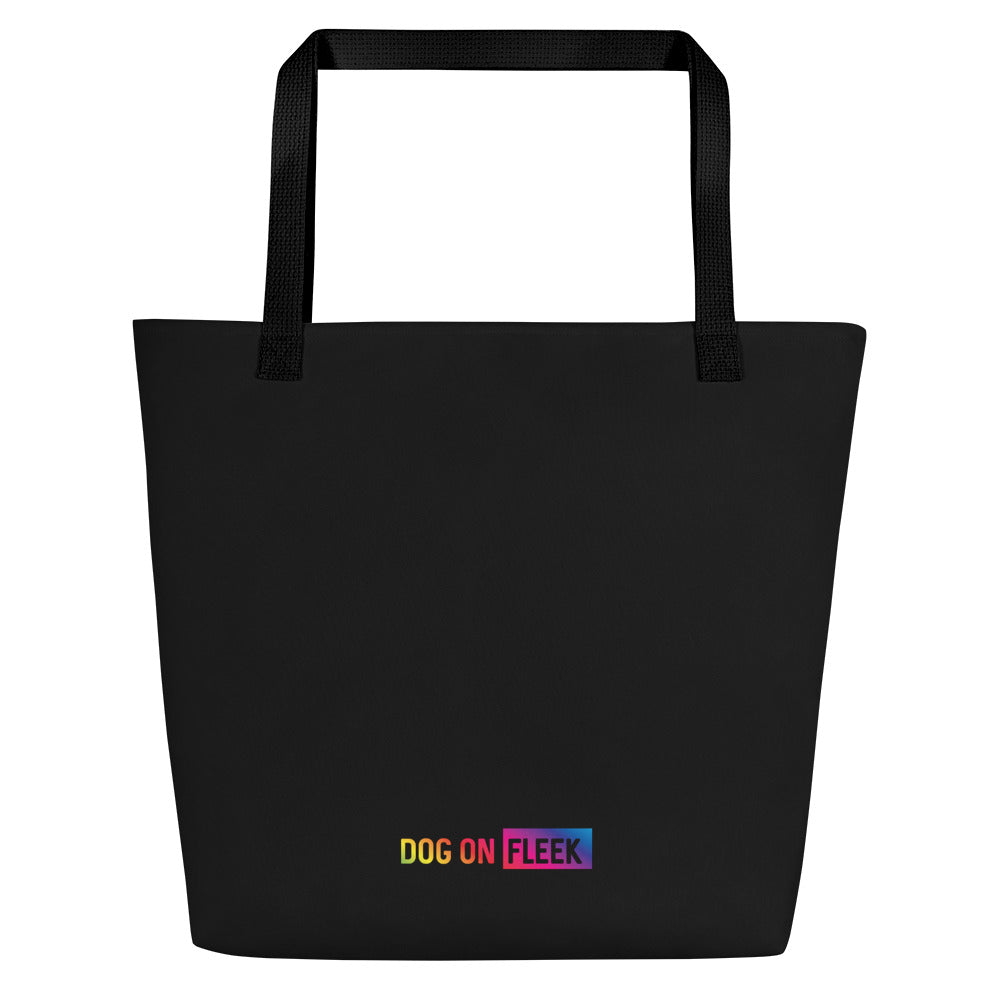 Dog Dad AF [PRIDE EDITION]: Tote