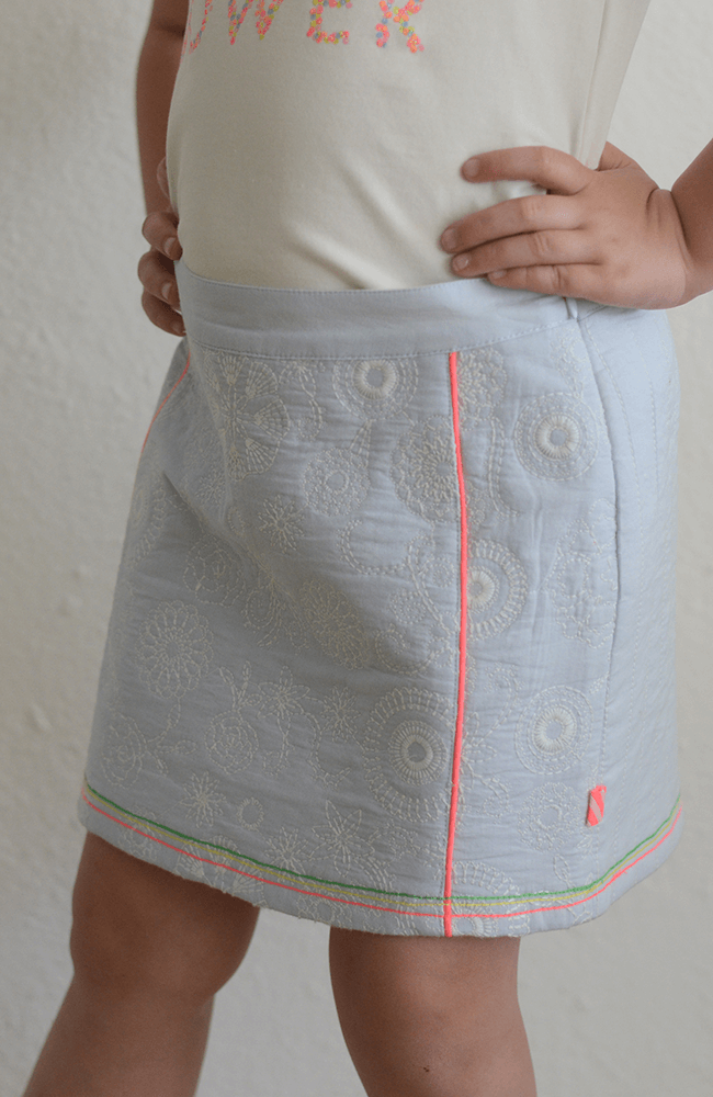 "Billieblush ""Blue Sky Skirt"""