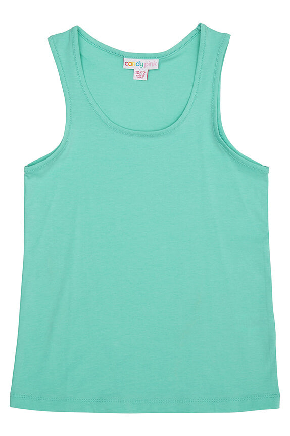 "Candy Pink ""Mint Tank"""