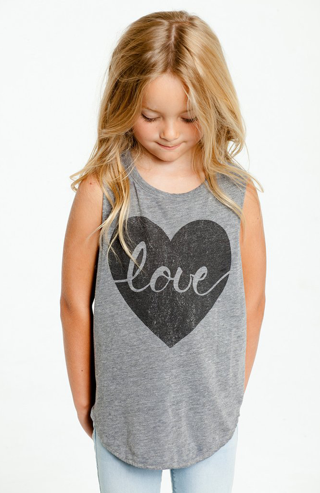 "Chaser ""Heart Love"" Jersey"