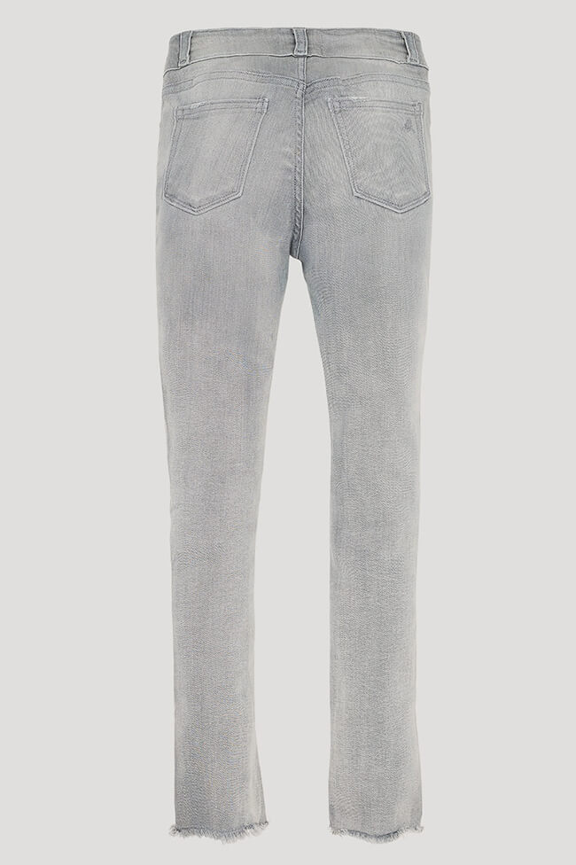DL1961 Girls Denim, Chloe-Skinny (Howl Grey)