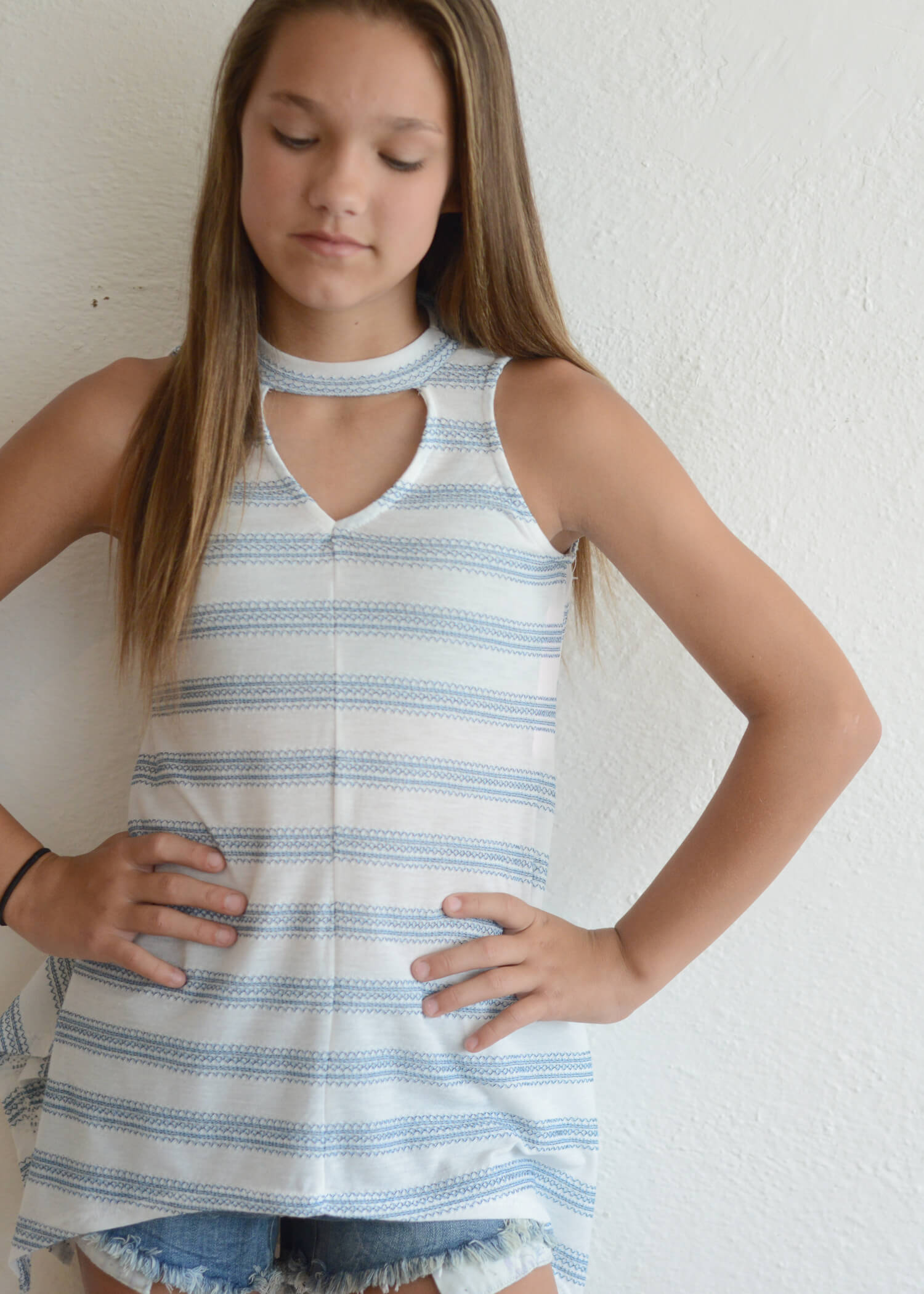 "Kiddo ""Cut-Out Top"""