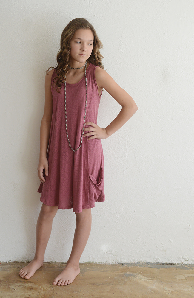 "PPLA ""Tilla Rosy"" Dress"