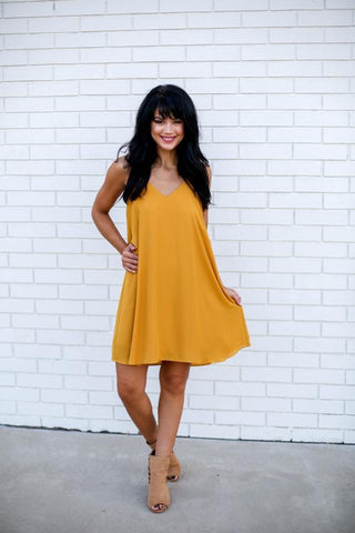"Love & Sunflowers ""Kauai Sunset Dress"" Sunshine Lover Black"