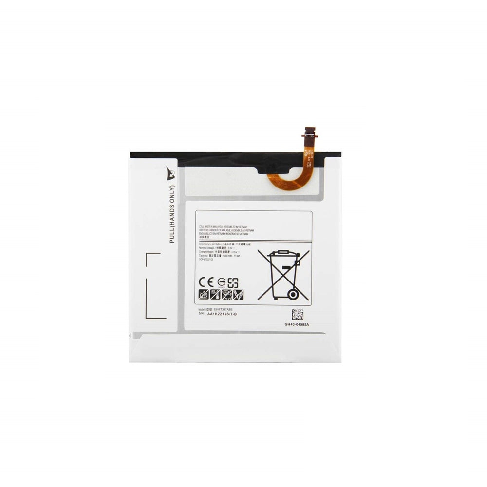 Samsung Galaxy Tab E 8.0 T377 Battery