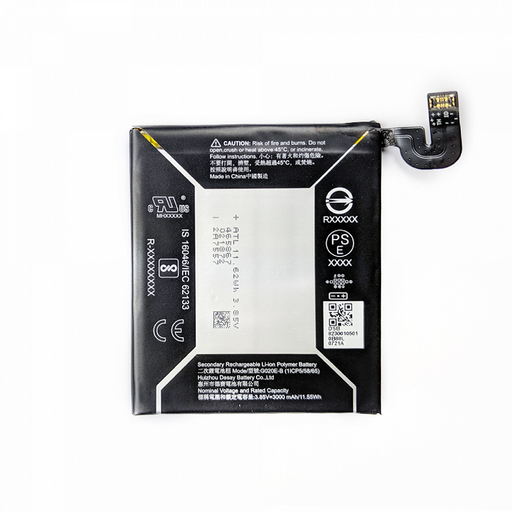 Replacement Battery For Google Pixel 3a
