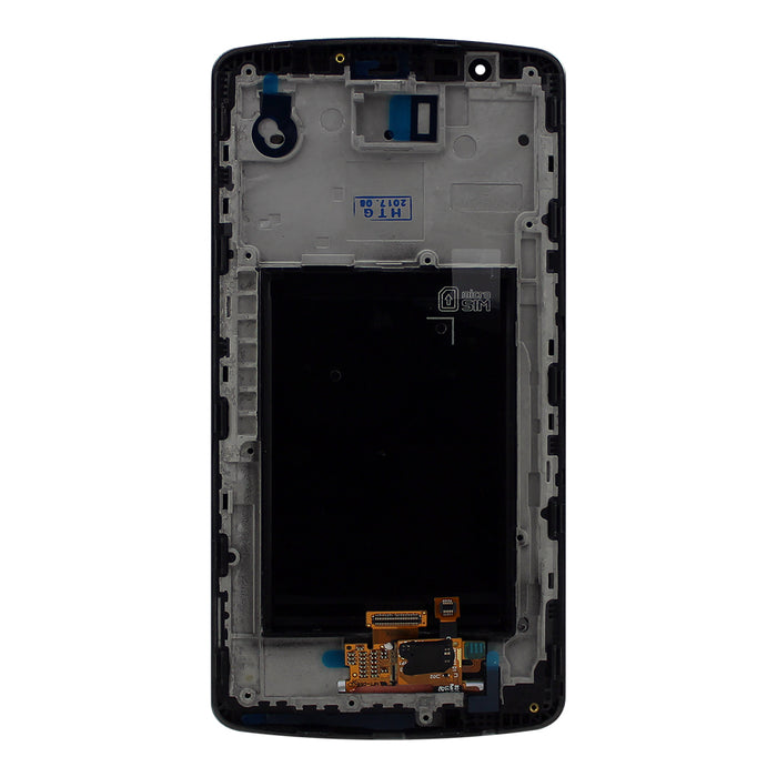 LG G3 LCD Screen and Digitizer Back Frame Assembly
