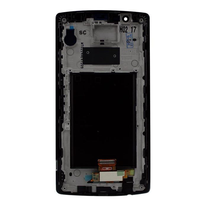 Black LG G4 Back Preassembled