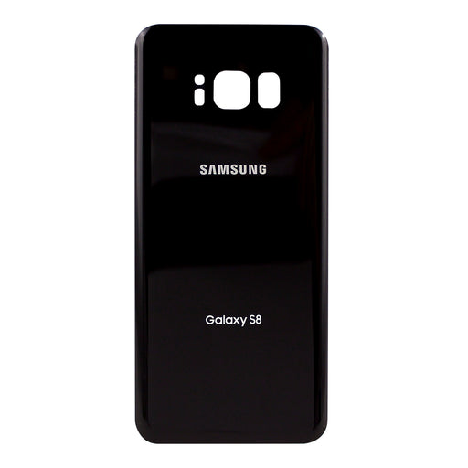 Samsung Galaxy S8 Black Back Cover