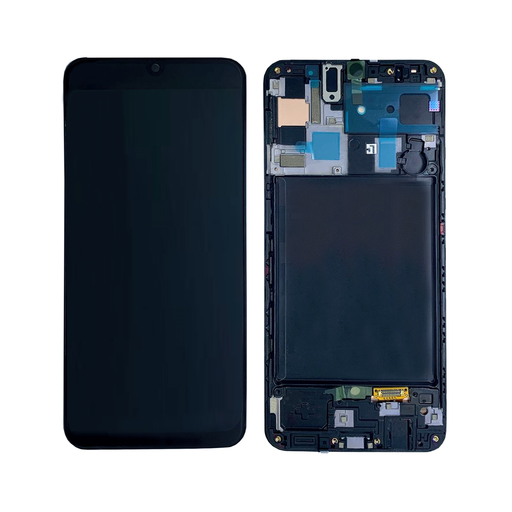 Samsung Galaxy A50S 2019 LCD Screen and Digitizer with Frame