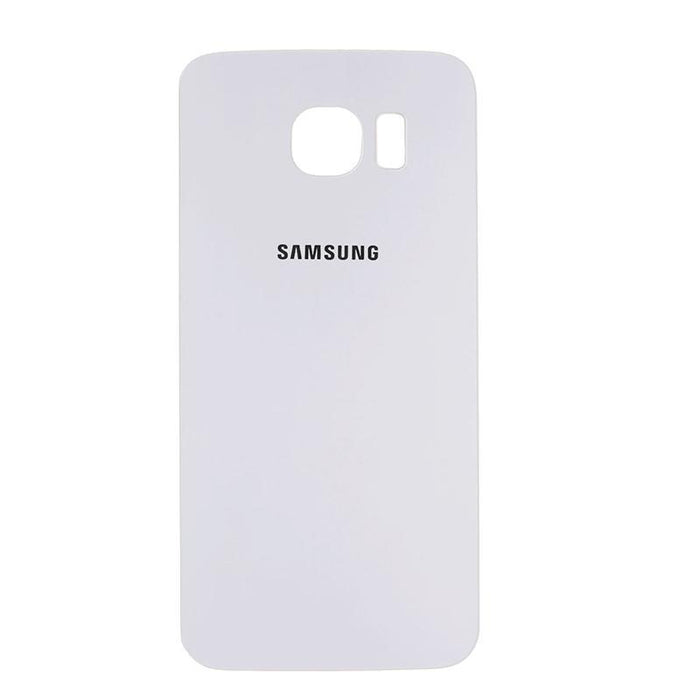 Samsung Galaxy S6 White Back Cover