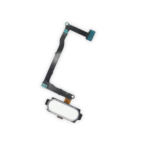 Galaxy Note5 Home Button Assembly / White