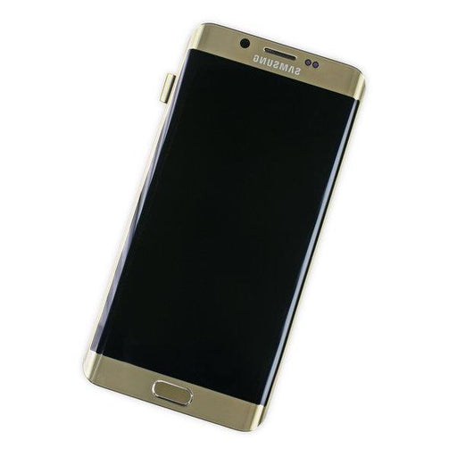 Galaxy S6 Edge+ (AT&T) Screen Assembly / Gold