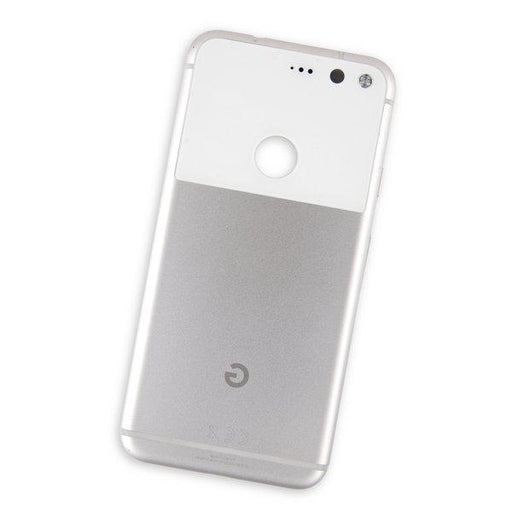 Google Pixel Rear Case / A-Stock / White