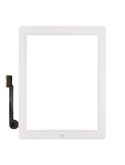 iPad 4 White OEM Screen Digitizer