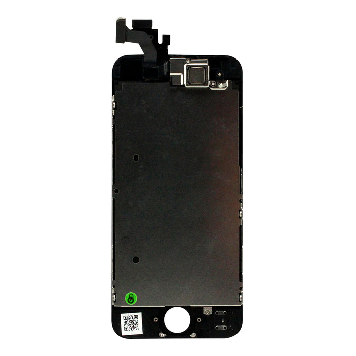Black iPhone 5 Back Preassembled