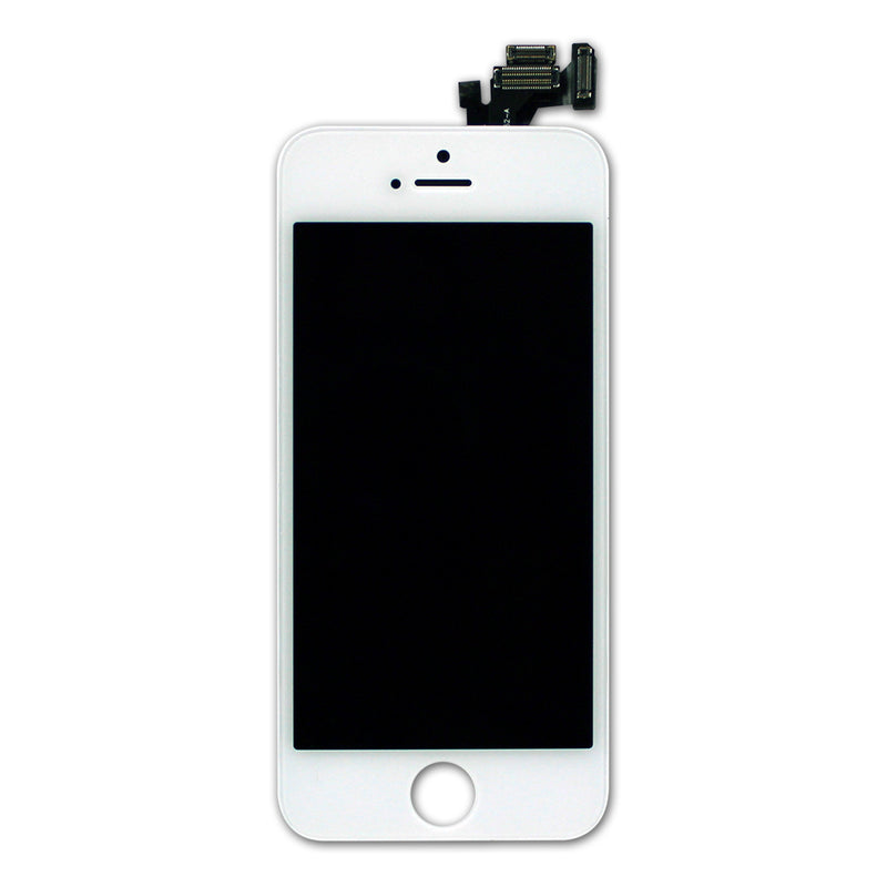White iPhone 5 Front Preassembled