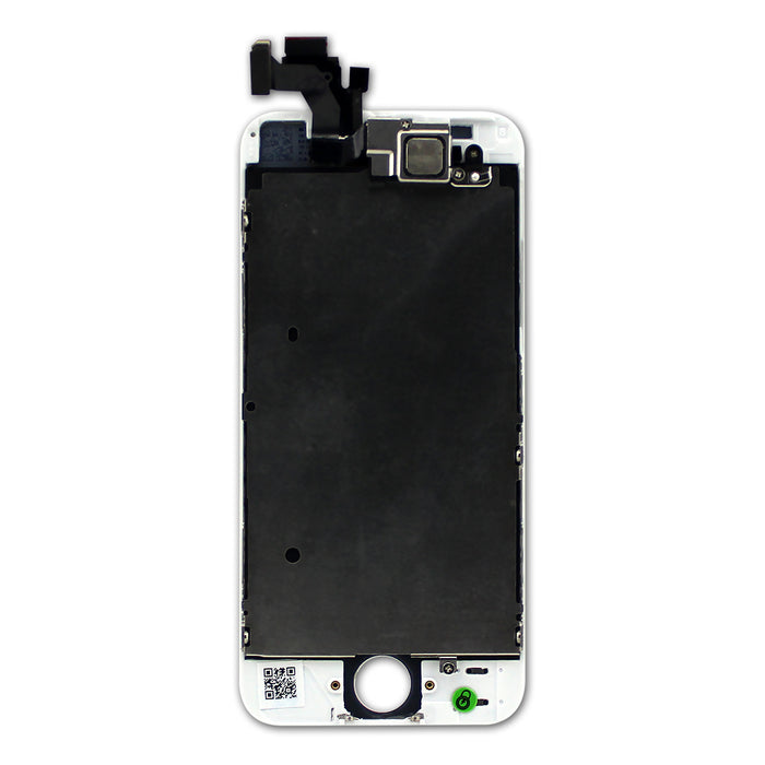 White iPhone 5 Back Preassembled