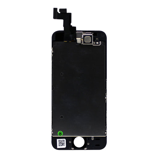 Black iPhone 5C Back LCD Only