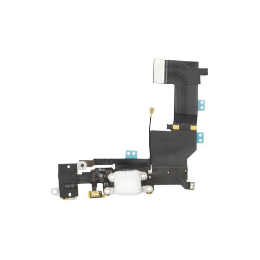iPhone 5S White Connector Charging Port