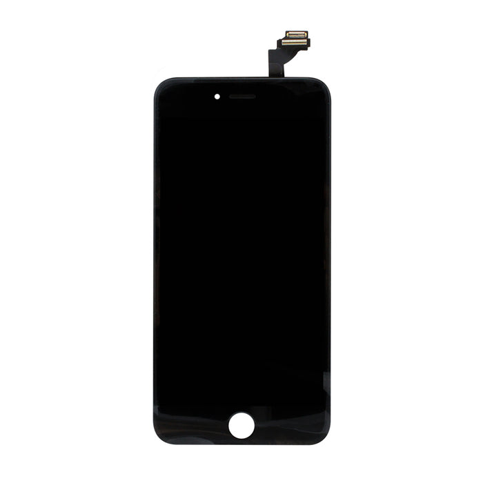 Black iPhone 6 Plus Front Preassembled