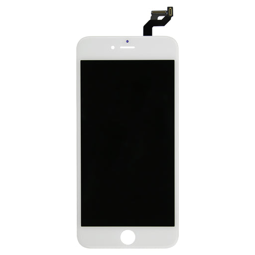 White iPhone 6S Plus Front