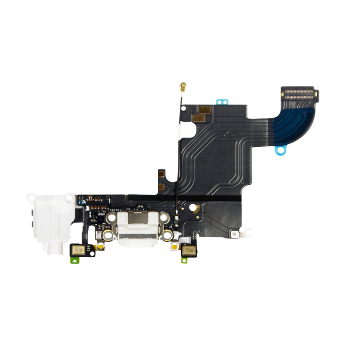 iPhone 6S White Connector Charging Port