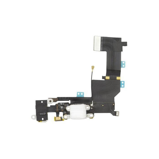 iPhone SE White Connector Charging Port