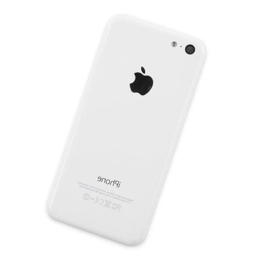 iPhone 5c Rear Case / White / A-Stock