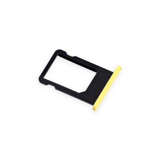 iPhone 5c SIM Card Tray / Yellow