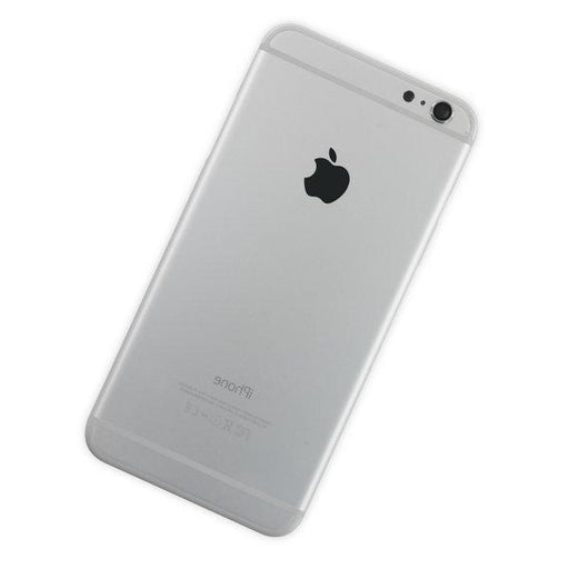 iPhone 6 Plus OEM Rear Case / Silver / A-Stock