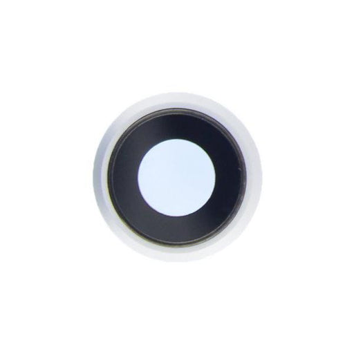iPhone 8 Rear Camera Lens Cover / Silver