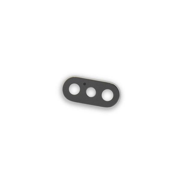 iPhone X Rear Camera Lens Cover / Black