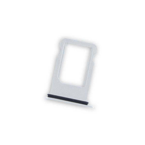 iPhone X SIM Card Tray / Silver / New