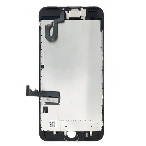 Black iPhone 7 Plus Back Preassembled