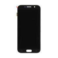 Black A5 520 Front LCD Screen