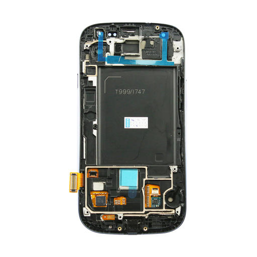Samsung Galaxy S3 i9300 LCD Screen and Digitizer Back