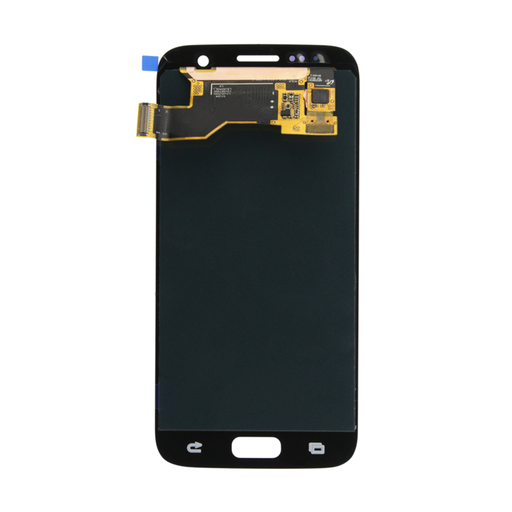 Black S7 Back assembly