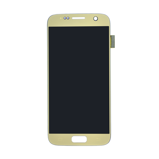 Gold S7 Front Assembly