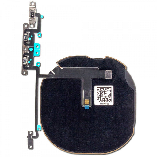 Wireless charging NFC With Volume Assembly Flex For iPhone XS