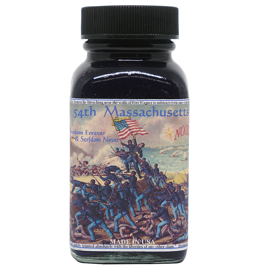 Noodler's Ink 54th Massachusetts - 88ml - The Desk Bandit